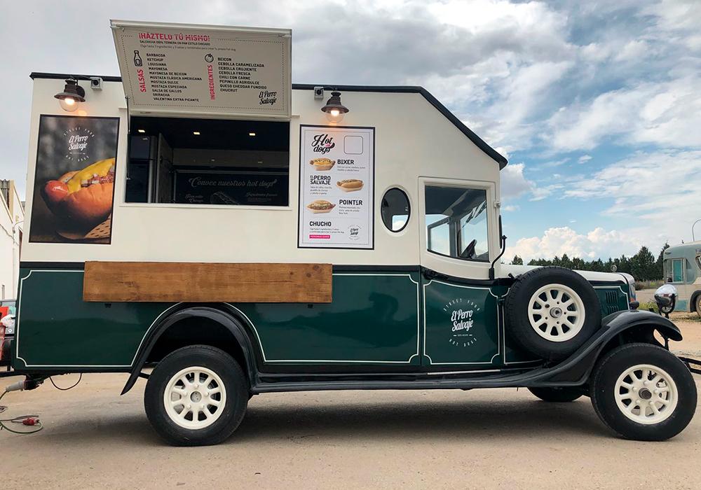 Food Truck El Perro Salvaje Eventos