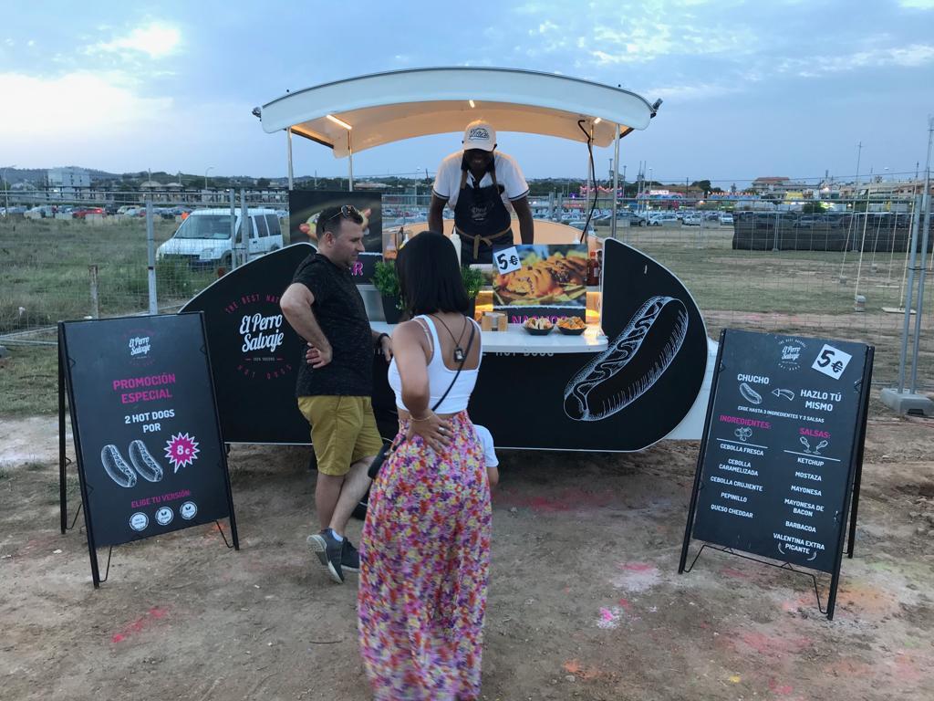 Foodtrucks El Perro Salvaje | Eventos