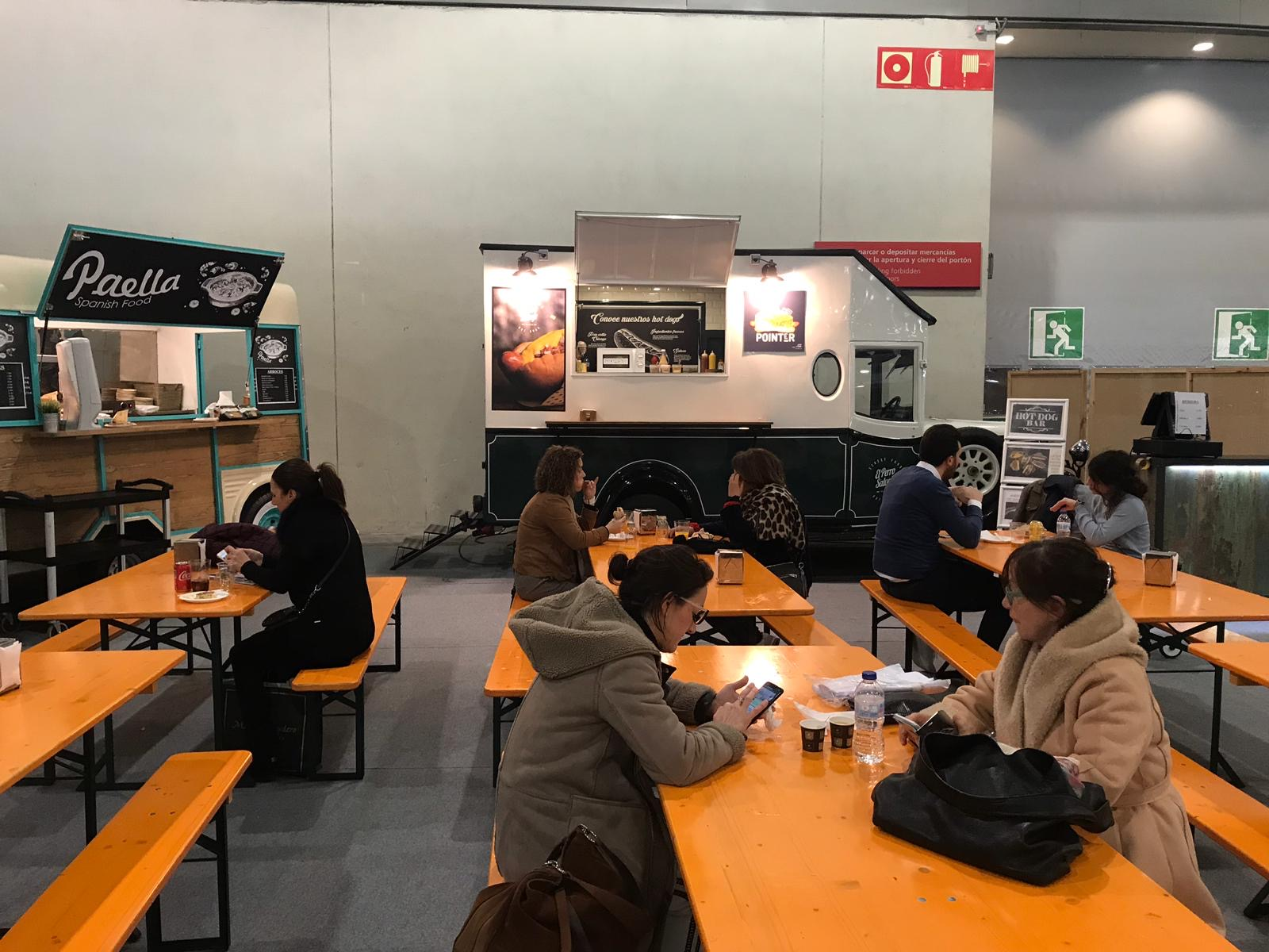 FoodTruck El Perro Salvaje | Eventos